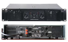 imagen de un amplificador profesional