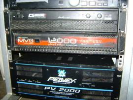 imagen de amplificadores profesionales