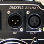 Control DMX DE luces ¿Qué es? ¿Cómo funciona?
